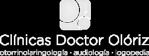 Logo Clínicas Doctor Olóriz Blanco